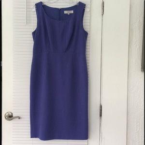 Kasper Size 6 Periwinkle Dress